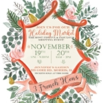 3 French Hens Holiday Market